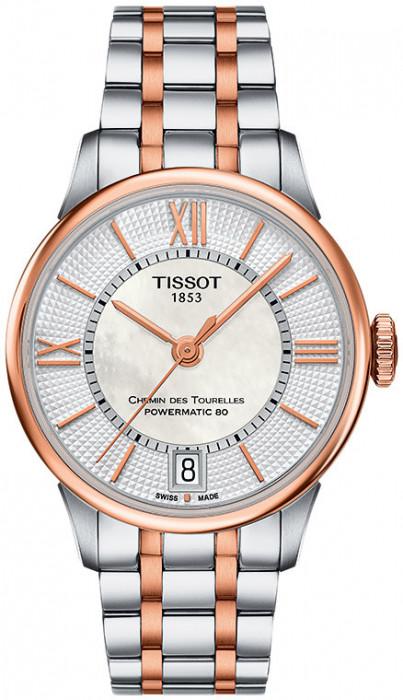 TISSOT TISSOT CHEMIN DES TOURELLES POWERMATIC 80 LADY