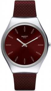 SWATCH SKINBURGUNDY