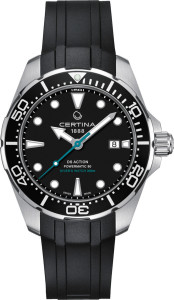 Certina DS Action Diver Powermatic 80 Sea Turtle Conservancy