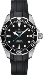Certina DS Action Diver Powermatic 80 Sea Turtle Conservancy