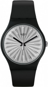 SWATCH SILVER SHIELD