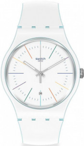 SWATCH WHITE LAYERED