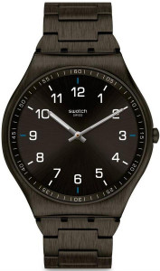 SWATCH SKIN SUIT BLACK