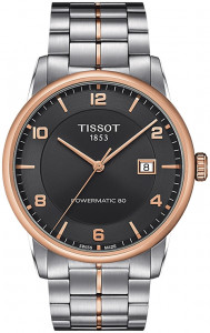 TISSOT LUXURY POWERMATIC 80