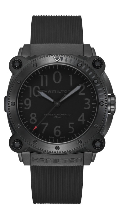 Khaki Navy BeLOWZERO Auto - Limited Edition