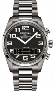 Certina DS Multi-8 Titanium