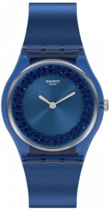 SWATCH SIDERAL BLUE