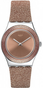 SWATCH ROSE SPARKLE