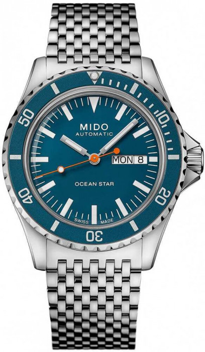 MIDO OCEAN STAR TRIBUTE