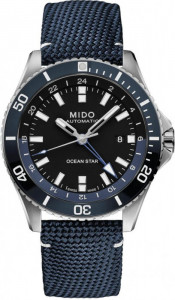 MIDO OCEAN STAR GMT