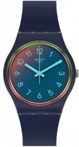SWATCH LA NIGHT BLUE