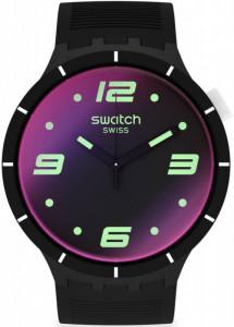 SWATCH FUTURISTIC BLACK
