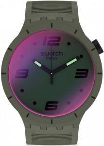 SWATCH FUTURISTIC GREEN