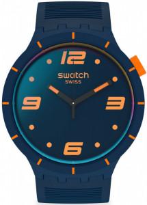 SWATCH FUTURISTIC BLUE
