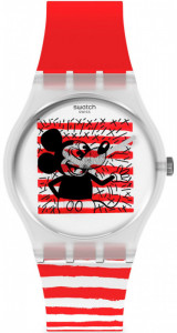 SWATCH MOUSE MARINIERE
