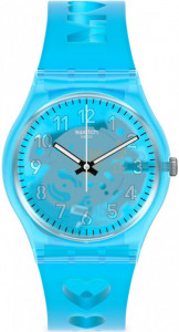 SWATCH LOVE FROM A TO Z