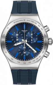 SWATCH ELECTRIC BLUE
