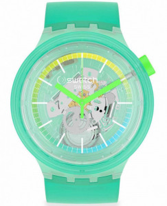 SWATCH TURQUOISE PAY!
