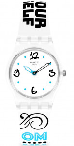 SWATCH BLUEFEATHER