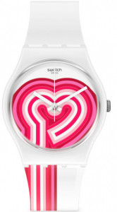 SWATCH BEATPINK