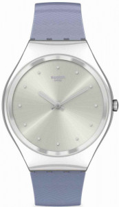 SWATCH BLUE MOIRE