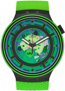 SWATCH COME IN PEACE