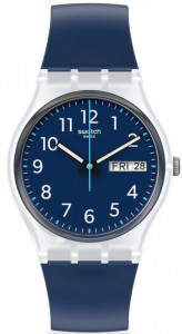 SWATCH RINSE REPEAT NAVY