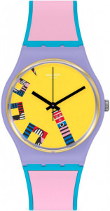 SWATCH SERIOUS ACTION