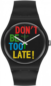 SWATCH TIMEFORTIME