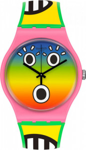 SWATCH DOES THE IT TICK