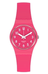 SWATCH BACK TO PINK BERRY