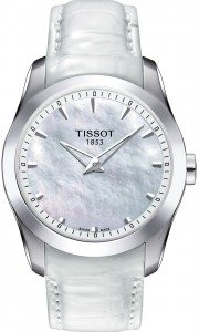 TISSOT COUTURIER SECRET DATE LADY