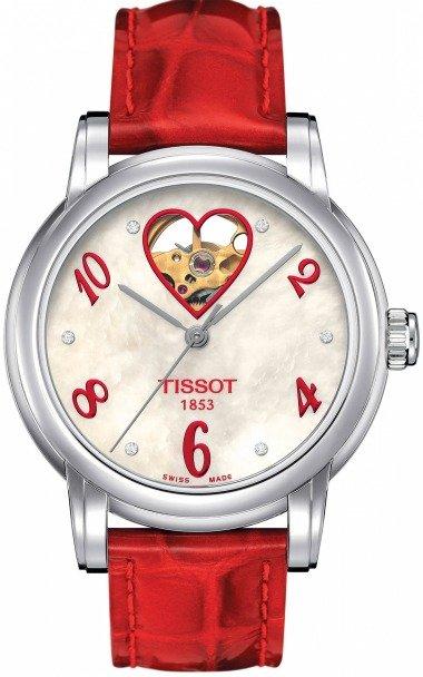 TISSOT LADY HEART AUTOMATIC