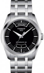 TISSOT COUTURIER AUTOMATIC POWERMATIC 80