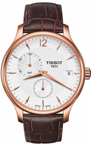 TISSOT TRADITION GMT