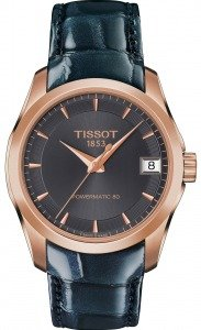 TISSOT COUTURIER AUTOMATIC LADY POWERMATIC 80