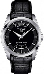 TISSOT COUTURIER AUTOMATIC GENT POWERMATIC 80
