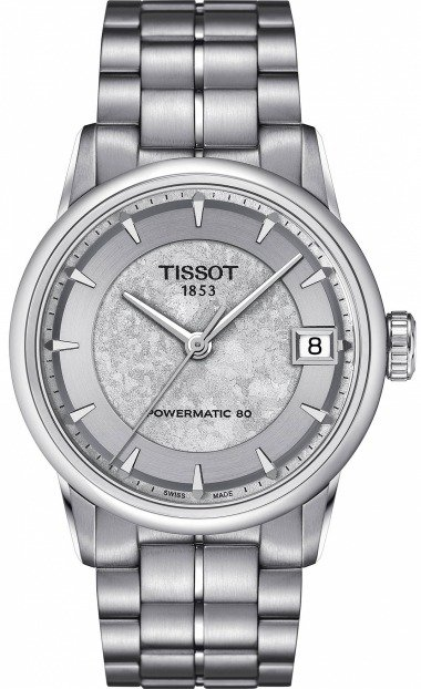 TISSOT LUXURY AUTOMATIC LADY JUNGFRAUBAHN