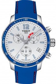 TISSOT QUICKSTER CHRONO FOOTBALL