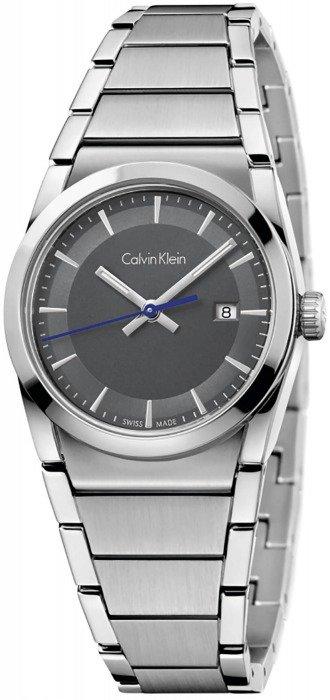 Calvin Klein step