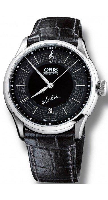ORIS Classic Chet Baker Limited Edition