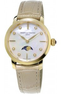 Frederique Constant Slimline Moonphase Ladies