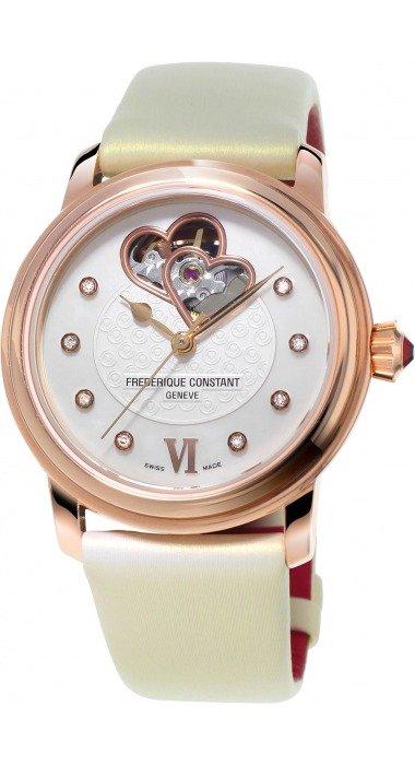 Frederique Constant Double Heart Beat