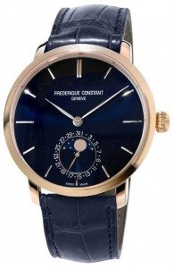 Frederique Constant Slim Line Moonphase