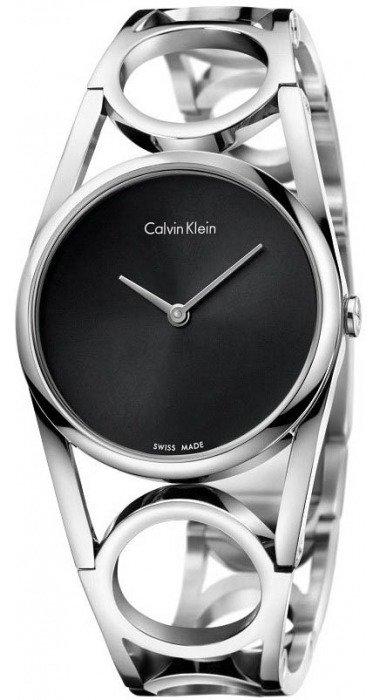 Calvin Klein round