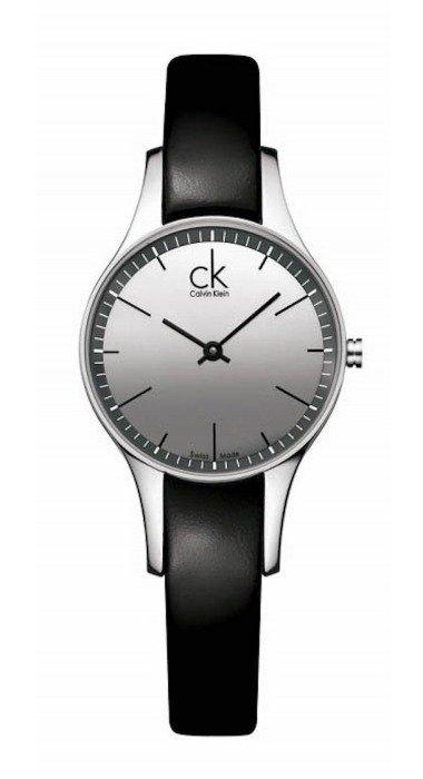 Calvin Klein simplicity