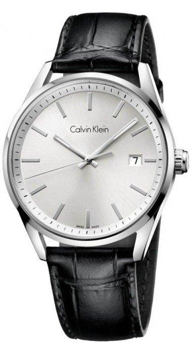 Calvin Klein formality