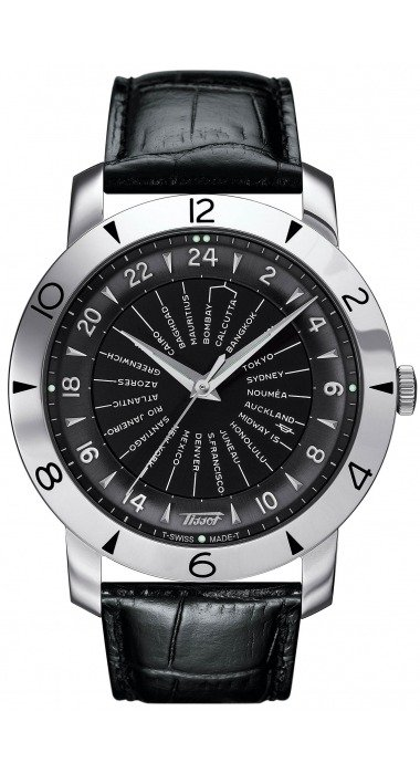 TISSOT HERITAGE NAVIGATOR AUTOMATIC 160TH ANNIVERSARY COSC