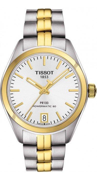 TISSOT PR 100 POWERMATIC 80 LADY