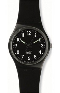 Swatch BLACK SUIT